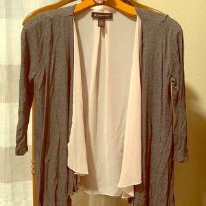 INC International Concepts cotton sweater size S